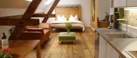Apartment Hopfen im Brauhaus 3 Ferienwohnungen im Naturpark Hassberge