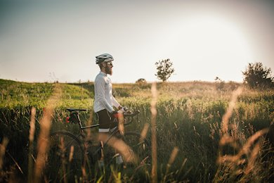 Rennradtouren in den Haßbergen